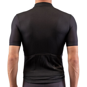 Isadore Signature Cycling 2.0 Maillot à manches courtes Homme, black/black